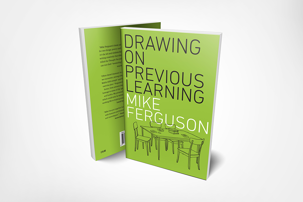Drawing On Previous Learning cover mock-up
